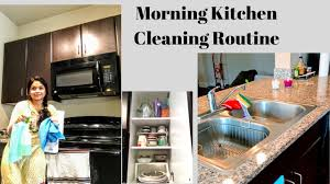 indian sahm morning kitchen cleaning under 30 minutes youtube
