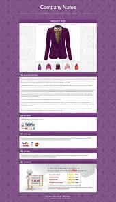 9 besten clothing ebay listing templates in uk bilder auf