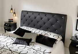 Bed Headboard Design Bedroom Bedroom Design With White Floral Bed Sheet