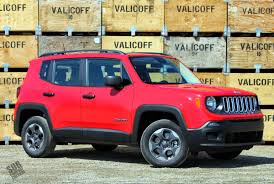 red jeep 2016 review 2015 jeep renegade sport subcompact culture the small