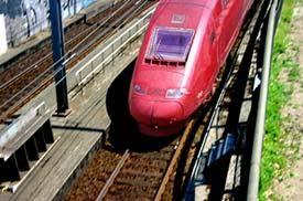 Thalys Comfort 1 Thalys Photos