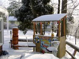 Backyard Hibachi Grill by Backyard Tiki Bar Names Backyard Decorations By Bodog