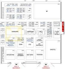 floor plan map hall 5 singapore expo comex 2013 comex 2013 price