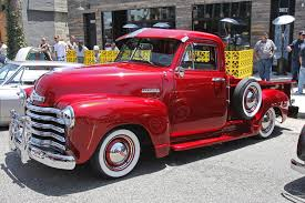 Classic Chevy Dump Trucks - classic trucks at george barris show in culver city rod network