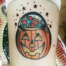 simple halloween tattoo flash jack o lantern halloween tattoo design tattoobite com