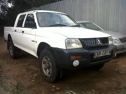 mitsubishi l200 2007 mitsubishi l200 cars for sale in kenya on patauza