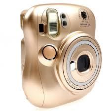 fujifilm 25 instax mini camera kitty gold limited edition