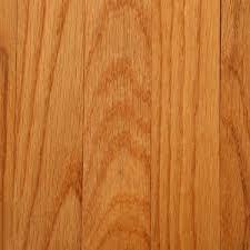 Hardwood Oak Flooring Bruce Plano Marsh Oak 3 4 In Thick X 2 1 4 In Wide X Random