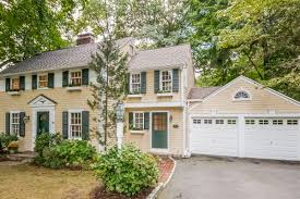 picture perfect 1920s colonial home connecticut luxury homes
