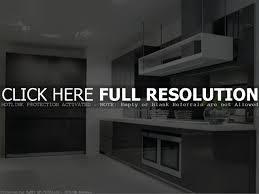black gloss kitchen cabinets home decoration ideas