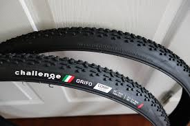 Challenge Comp 2015 Pair Of Almost New Challenge Grifo Comp Cross Tires For Sale