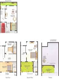 Row House Floor Plans Row House Floor Plans Bangalore House Plan