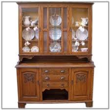 china cabinet oak china cabinet with hutch home decorating ideas