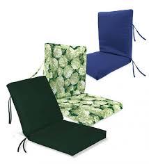 Patio Furniture Cushions Walmart - 44 in outdoor marine blue swing bench cushion patio blazing