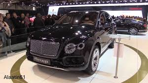 bentley suv 2018 top 5 fastest suv 2018 youtube