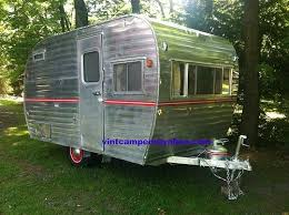 1960 fan vintage trailer for sale