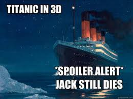 Titanic Door Meme - titanic meme 28 images why titanic sucks ezra won t shut up