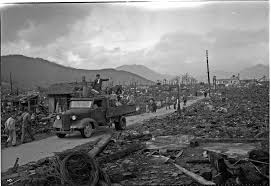 incredible pictures of hiroshima after the atomic bomb hit show