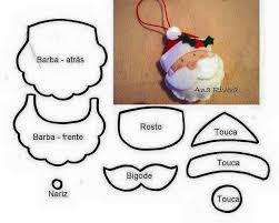 santa claus sewing patterns and ideas
