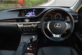 2014 lexus es 350 hybrid price 2014 lexus es 350 sports luxury review video performancedrive