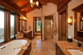 simple bathroom designs teak wood framed wall mirror reclaimed