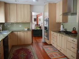 Light Birch Kitchen Cabinets Kitchen Adorable Ideas For Kitchen Decoration With Birch Wood