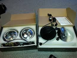 best price on jeep wrangler best price h4 h13 7 inch led headlight for jeep wrangler