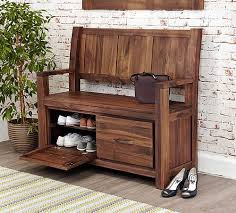 Shoe Storage With Seat Or Bench - best 25 bench with shoe storage ideas on pinterest shoe bench