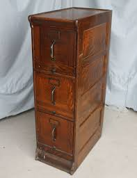 Vintage Oak Filing Cabinet Bargain S Antiques Archive Antique Oak File Cabinet