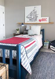 pirate themed boy bedroom the lilypad cottage