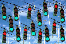 stop and go light stop and go lights stock photo image of stop objects 4127736