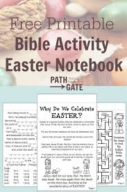 bible verse easter puzzles path through the narrow gate