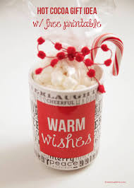 hot chocolate gift ideas stephen s hot chocolate gift a girl and a glue gun
