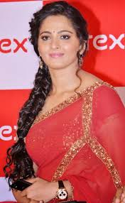 chiffon hairstyle anushka shetty in saree our top 9 styles at life