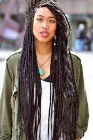 hair braid styles for women over 50 how to style box braids 50 stunning ideas from pinterest