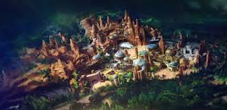 7 things to about disney s new wars theme park curbed