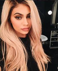 kris jenner hair colour kylie jenner hair color makeup nails