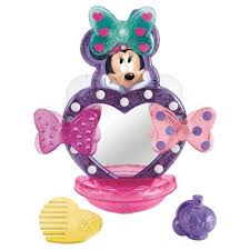 Minnie Mouse Vanity Mirror Buy Fisher Price Minnie Mouse Bow Rific Bath Vanity From Our Toys