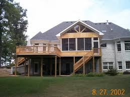 d u0026d contracting building quality decks in the louisville area