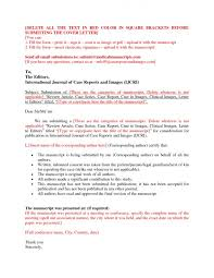 article cover letter how to write a great cover letter for a scientific manuscript