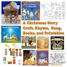 a christmas story craft books and activities kidssoup