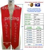 custom graduation stole graduation stoles bulk orders with free shipping free design