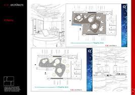 Floor Plan O2 O2 Flagship On Behance