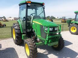 john deere 5075e cab tractor john deere cab tractors john deere