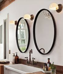 Bathroom Mirror Vintage Inspiration For Emily Aaron S Condo Renovation Bathroom