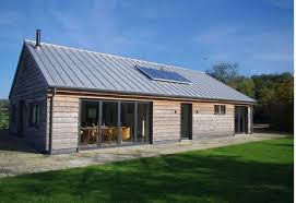Barn Roof by Modern Barn With Zinc Roof Architectuur Pinterest Zinc Roof