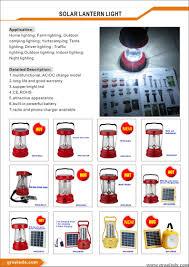Solar Lighting Indoor by High Quality Solar Led Lighting Solar Lantern For Indoor Or