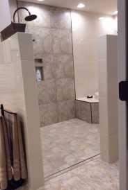 Open Showers No Doors Walk In Shower Ideas No Door Best Shower No Doors Ideas On Open
