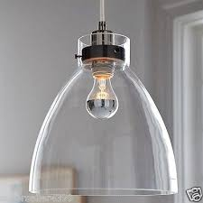 Ebay Ceiling Light Fixtures by Glass Ceiling Light Fixtures And Clear Modern Pendant Lighting