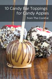 where can i buy candy apples candy bar inspired apples